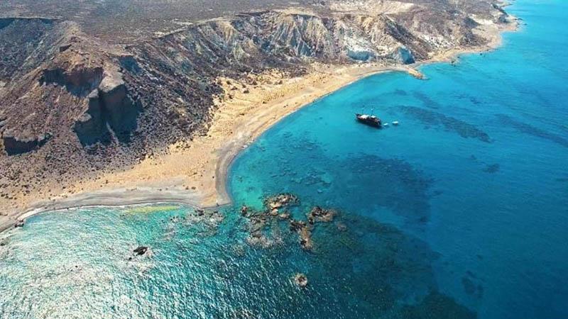 Παραλία Κουφονήσι