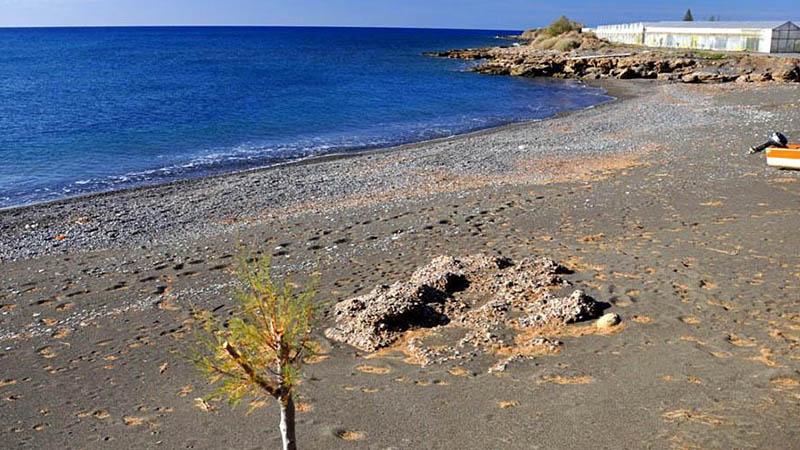 Ammoudares Beach