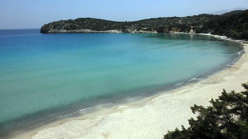Παραλία Βούλισμα